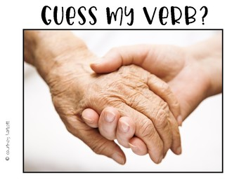 Games for Grammar - Guess My Verb