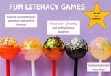 Writing Games for the Classroom