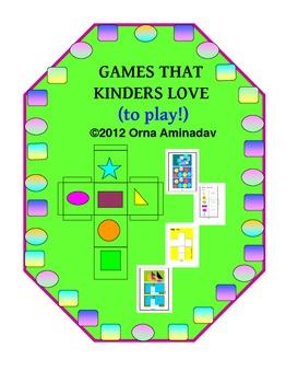 Games loved by Kinders
