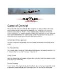 Games of Drones!