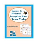 Games to Practice Irregular Past Tense Verbs