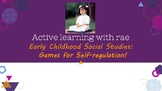 Games to Promote Self-Regulation in Young Children