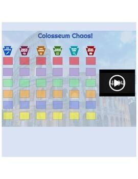 Gamified Classroom: Free Latin Game