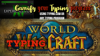Gamified Typing Program