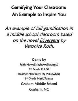 Gamifying Your Classroom