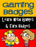 Gaming Badges