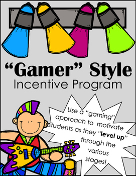 Gaming Style Incentive Program