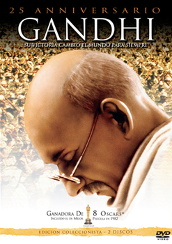 Gandhi (1982) Movie Question Guide