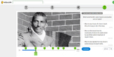Gandhi Mini Bio Video Built-In Questions