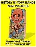 Gandhi / Craft Project