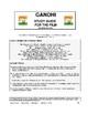 Gandhi: The Study Guide for the Film (25 Pages, Answer Keys Included, $15)