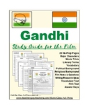Gandhi: The Study Guide for the Film
