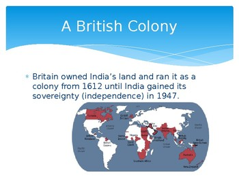 Gandhi and India's Route to Independence PowerPoint