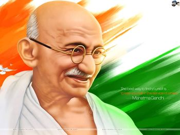 Gandhi resource - fill in the booklet as a study guide