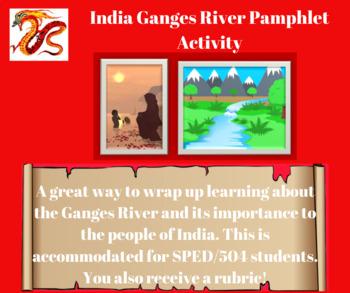 India: Ganges Pamphlet Activity