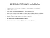Ganges River Picture Analysis