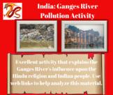 Ganges River Pollution Webquest