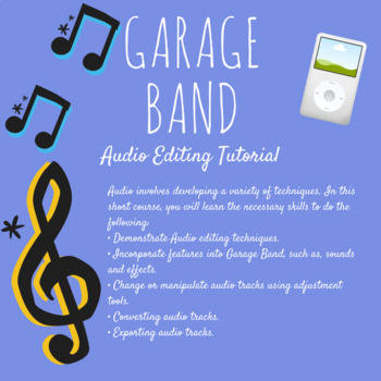 Garage Band Tutorial