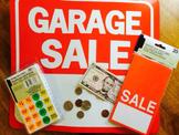 Garage Sale Math