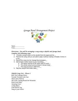 GarageBand Composition Bundle