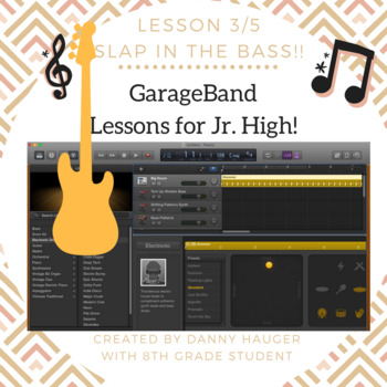 GarageBand How to Record and Compose Original Music in Class