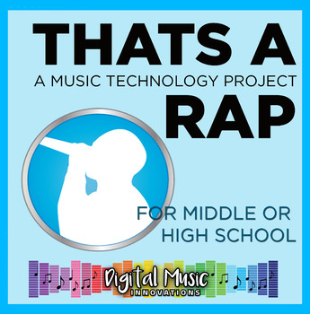 GarageBand Project 10: That's a Rap (Beat)