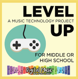 Music Tech Project 6: Level Up!
