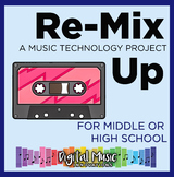 Music Tech Project 7: Re-Mix Up
