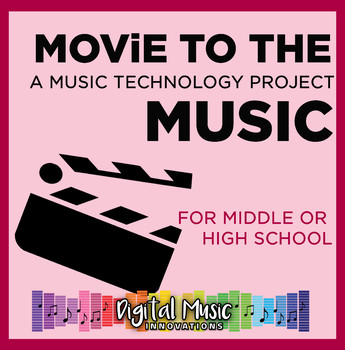 GarageBand Project 8: MOViE to the Music