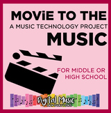 Music Tech Project 8: MOViE to the Music
