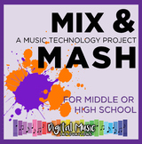 Music Tech Project 9: Mix & Mash