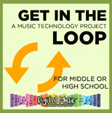 GarageBand Music Tech Project 2: Get in the Loop