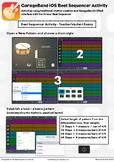 GarageBand iOS Beat Sequencer Activity