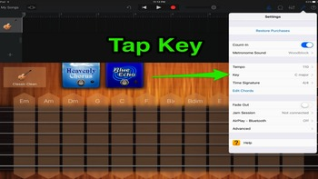Garageband How to Record, Use Smart Guitar, & more on iPad
