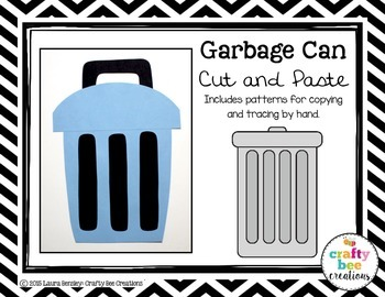 Garbage Can Craft