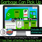 EASILY keep their attention - Garbage Can Articulation - D