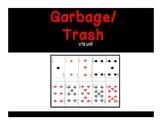 Garbage/Trash Card Game Visual