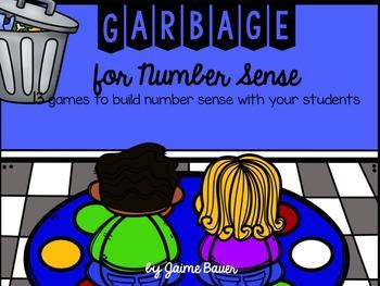Garbage for Number Sense
