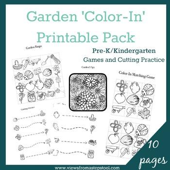 Garden Activity Packet