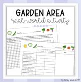Garden Area Lesson Plan (with extension!)