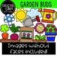 Garden Buds: Spring Clipart {Creative Clips Clipart}