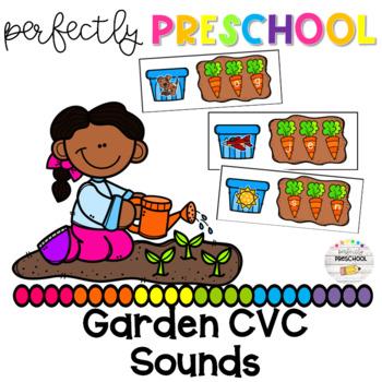 Garden CVC Sounds