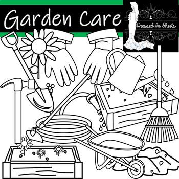 Garden Care Clip Art