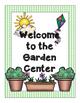 Garden Center Dramatic Play Set