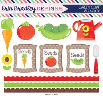 Garden Clipart Graphics
