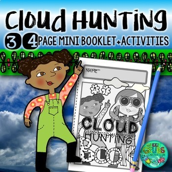 CLOUDS {Activities celebrating cloudy weather!}