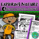 Nature Exploration {Outdoor activities celebrating the environment}