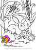 Garden Coloring Pages - Spring, Earth Day, Plants and Animals - Vol. 4