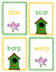 Garden Combinations Word Sorts and Worksheets
