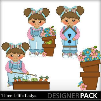 Garden Delight Girls 3